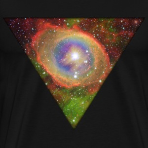 Cosmic Triangle T-Shirts - Men's Premium T-Shirt
