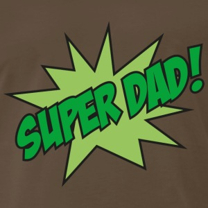 Super Dad! - Men's Premium T-Shirt