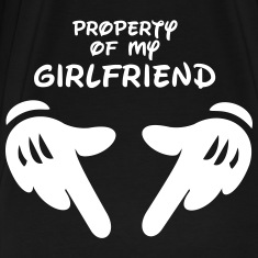 Property of my girlfriend