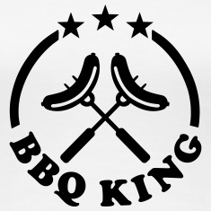 BBQ King Women's T-Shirts