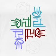 Design ~ Elemental full-color women's T