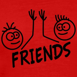 Best Friends T-Shirts - Men's Premium T-Shirt