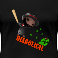 Design ~ The 'Diabolical' Sack