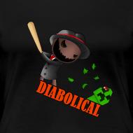 Design ~ The 'Diabolical' Sack