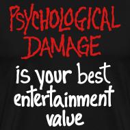 Design ~ PsychDamage BY HAND