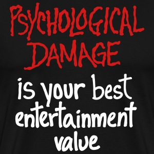 psychologicaldamage T-Shirts - Men's Premium T-Shirt