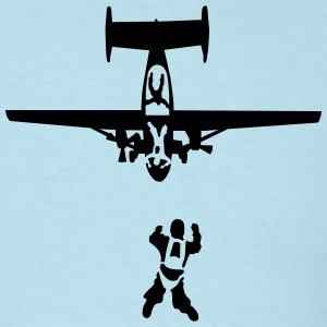 skydiving T-Shirts - Men's T-Shirt