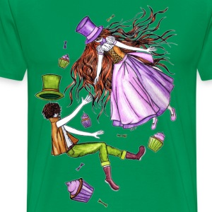 Hansel and Gretel by Shou' T-Shirts - Men's Premium T-Shirt