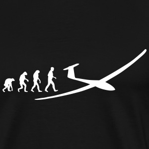 glider evolution T-Shirts - Men's Premium T-Shirt