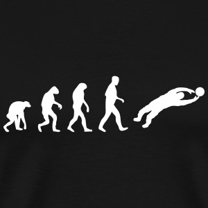 goal keeper evolution T-Shirts - Men's Premium T-Shirt
