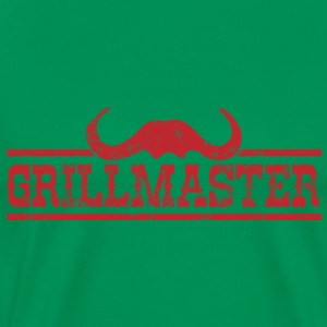 Grillmaster Barbecue - Men's Premium T-Shirt