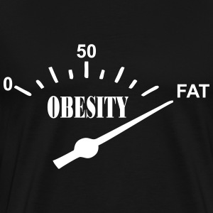Fatness - Men's Premium T-Shirt