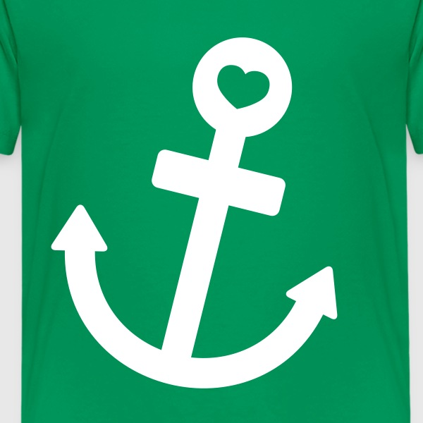 anchor of my life Kids' Shirts - Kids' Premium T-Shirt