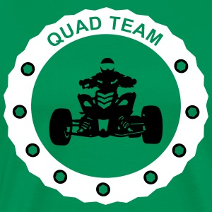 quad team T-Shirts - Men's Premium T-Shirt