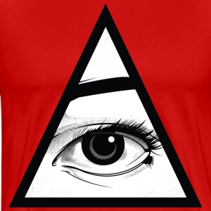 All Seeing Eye T-Shirts - Men's Premium T-Shirt