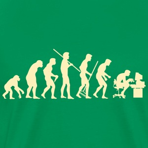 Evolution of society - Men's Premium T-Shirt