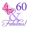 Fabulous 60th Birthday - Women's Premium T-Shirt