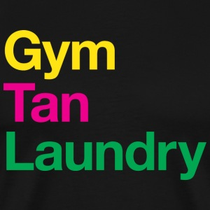 Gym Tan Laundry T-shirt - Men's Premium T-Shirt