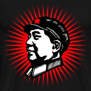 Chairman Mao T-shirt - Men's Premium T-Shirt