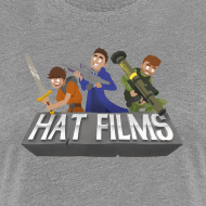 Design ~ Hat Films - Locked n Loaded Womens Fitted Classic T-Shirt