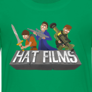 Design ~ Hat Films - Locked n Loaded Kids T-Shirt