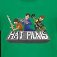 Design ~ Hat Films - Locked n Loaded Kids T-Shirt
