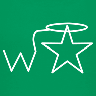 Design ~ Kids'  White Logo Wranglerstar
