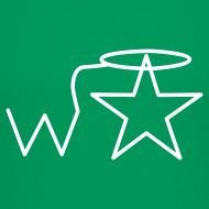 Design ~ Kids'  White Logo Wranglerstar