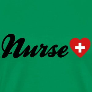 nurse T-Shirts - Men's Premium T-Shirt