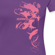 Design ~ AUF RT creations GV extended -womens classic t-shirt