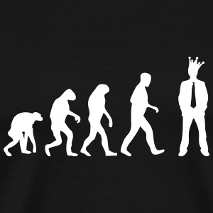 king evolution T-Shirts - Men's Premium T-Shirt