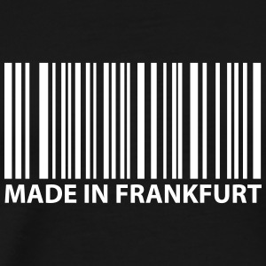 made in frankfurt T-Shirts - Men's Premium T-Shirt