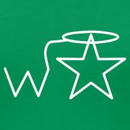 Design ~ Women's White Logo Trecento Wranglerstar