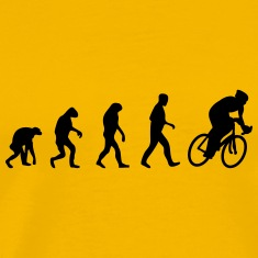 bike evolution T-Shirts