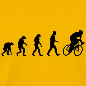 bike evolution T-Shirts - Men's Premium T-Shirt