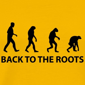 back to the roots T-Shirts - Men's Premium T-Shirt