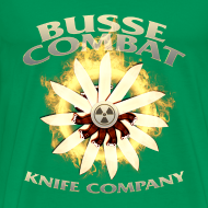 Design ~ Busse Fire Ring Mens Tee