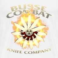 Design ~ Busse Fire Ring Big Boy Tee