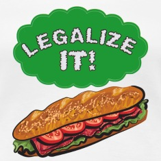 Legalize It! Women's T-Shirts