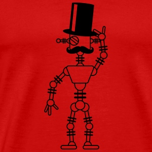 Sir Robot T-Shirts - Men's Premium T-Shirt