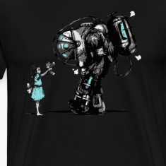 Bioshock Big Daddy T-Shirts