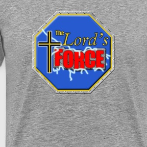The Lord's Force T-Shirts - Men's Premium T-Shirt