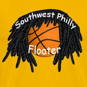 Southwest Philly Floater T-Shirts - Men's Premium T-Shirt