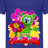 Design ~ Gummibär Flowers Toddler's T-