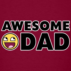 Awesome Dad T-Shirts - Men's T-Shirt