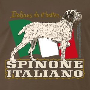 spinone_italiano T-Shirts - Men's Premium T-Shirt