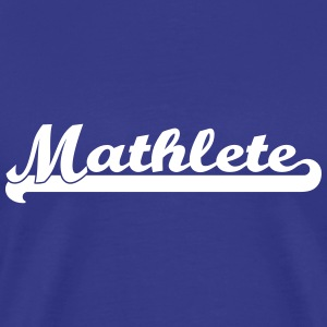 Mathlete T-Shirts - Men's Premium T-Shirt