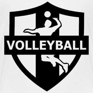 volleyball Baby & Toddler Shirts - Toddler Premium T-Shirt