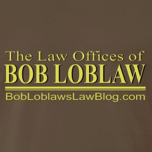 The Law Offices of BOB LOBLAW T-Shirts - Men's Premium T-Shirt
