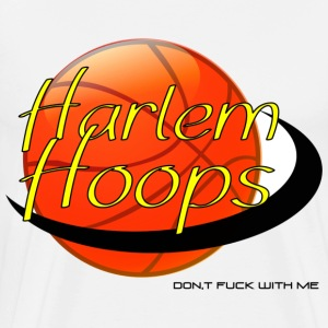 Harlem Basketball T-Shirts - Men's Premium T-Shirt